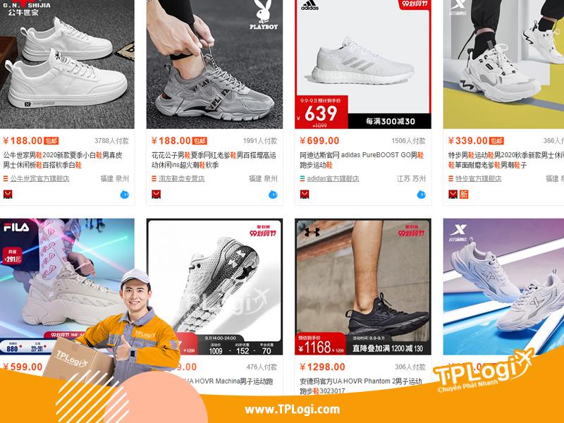 giày dép taobao