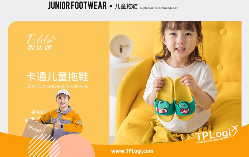 giày dép Trung Quốc giá rẻ